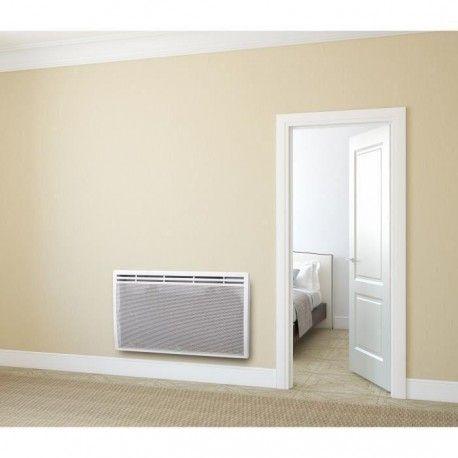 alpina sas 1000 watts radiateur panneau rayonnant avec. Black Bedroom Furniture Sets. Home Design Ideas