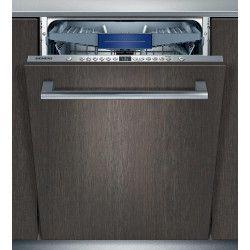 Lave-vaisselle Tout-intégrable SIEMENS - SX636X03ME