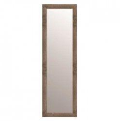 TEXA Miroir rectangulaire 30x120 cm Pin