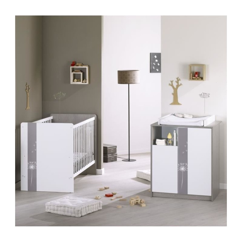 Gallery of great sauthon commode avec plan a langer spring for Lit xxl sauthon
