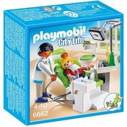 PLAYMOBIL 6662 Cabinet de dentiste