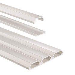 Hama 00020571 chemin de câble Support de câbles croisés Blanc