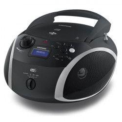 Radio-laser sans K7 GRUNDIG - RCD1550DABB
