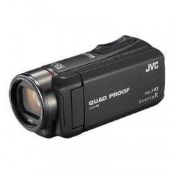 JVC GZ-R410BEU Caméscope Tout-Terrain Etanche Full HD noir