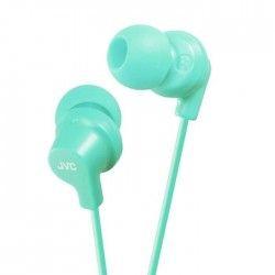 JVC HA-FX10 Écouteurs turquoise souple