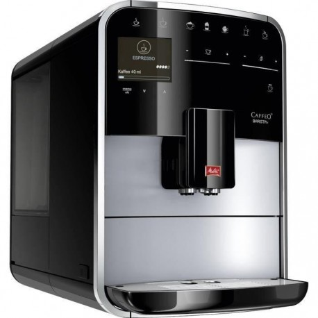 melitta machine a caf automatique avec broyeur caffeo barista t f7. Black Bedroom Furniture Sets. Home Design Ideas