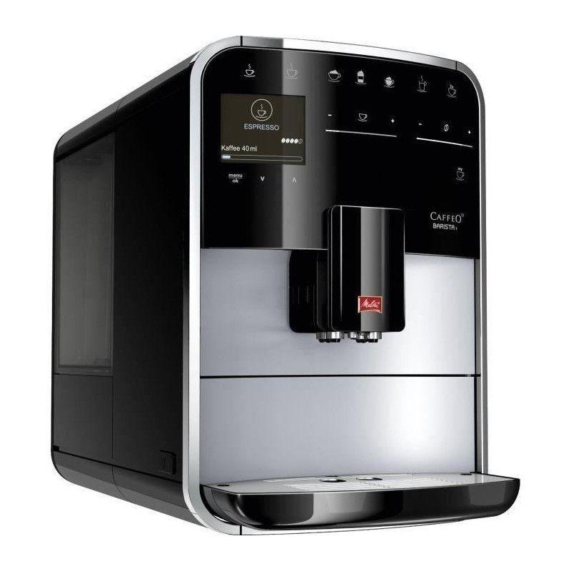 Melitta machine a caf automatique avec broyeur caffeo barista t f7 - Machine a cafe automatique avec broyeur ...