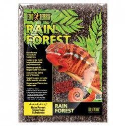 EXO TERRA Substrat Rainforest 4,4 L - Pour terrarium