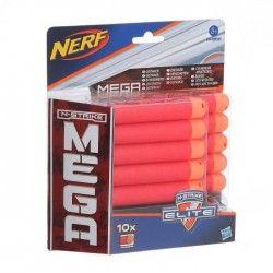 NERF Fléchettes Mega Elite x10