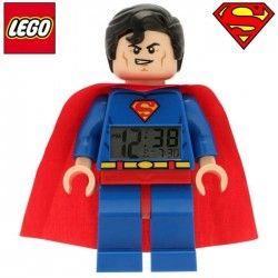 LEGO Réveil Superman