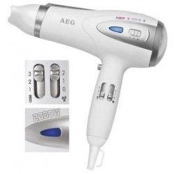 AEG HTD-5584/WH Seche-cheveux Eco-save
