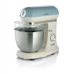 Ariete 1588 robot de cuisine 2400 W 5,5 L Bleu, Blanc