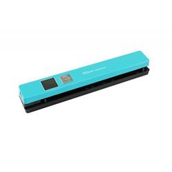 Iris Scanner IRIScan Anywhere 5 - Portable - Couleur - 1200 ppp - A4 - Turquoise
