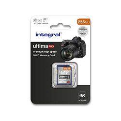 Integral INSDX256G-100/90V30 mémoire flash 256 Go SD UHS-I