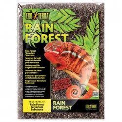 EXO TERRA Substrat Rainforest 8,8 L - Pour terrarium