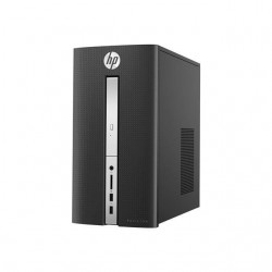 HP PC Pavilion - 510p103nf - 4 GO de RAM - Windows 10- Intel core i3-6100T- AMD RADEON R5 330- Disque dur 1 To