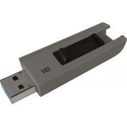 Clé USB 3.0 Emtec B250 Slide 16 Go Gris