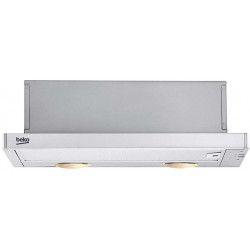Beko CTB 6250 XH hotte Intégré au plafond Acier inoxydable 420 m³/h E