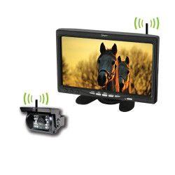 BEEPER Kit de Surveillance Sans Fil RWEC100H
