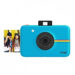 POLAROID SNAP Bleu - 10 mégapixels Appareil photo instantané compact