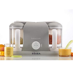 BEABA Robot Babycook Plus Gris