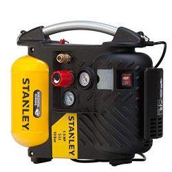 STANLEY Compresseur d`air 5 L 1,5 HP ultraportatif