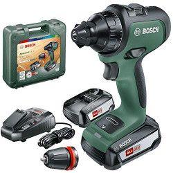 Bosch AdvancedDrill 18 Kit 1250 tr/min 1 kg Vert