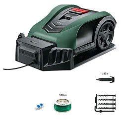 Tondeuse robot connectée Bosch Indego 350 Connect 06008B0100