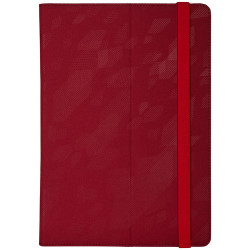 "Case Logic SureFit CBUE-1210 Boxcar 27,9 cm (11"") Folio Rouge"