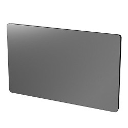CAYENNE Klaas 1500 watts Radiateur Panneau rayonnant électrique - Façade en Verre Miroir