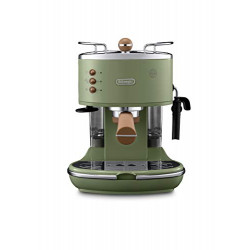 DELONGHI ECOV 310.GR Machine expresso classique Icona Vintage - Vert