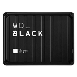 Disque dur externe gaming Western Digital WD_Black P10 Game Drive 2 To