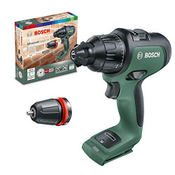 Bosch AdvancedImpact 18 Solo 1400 tr/min 1,1 kg Vert