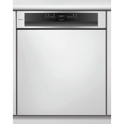 Lave-vaisselle intégrable WHIRLPOOL - WCBO3T133PFI