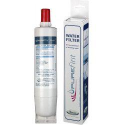 Whirlpool PWF100 filtre à eau Débit direct Blanc