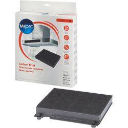 WPRO CHF15/1 Filtre de Hotte (ex MOD15) Type 15 300g/m² dim 225x210x30mm