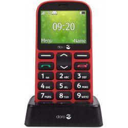 Doro 1361 Dual SIM Rojo Libre