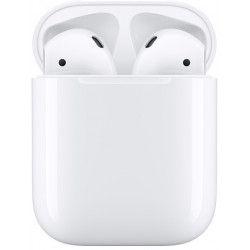 Apple AirPods 2 avec boîtier de charge Ecouteurs sans fil True Wireless