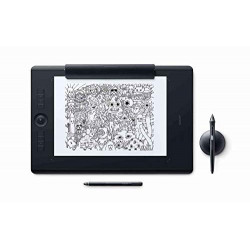 Wacom Tablette graphique Intuos Pro Paper Edition - Large