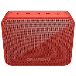 Grundig GLR7745 enceinte portable Enceinte portable stéréo Rouge 3,5 W