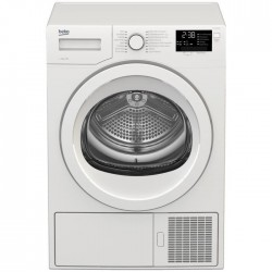 beko ds7333ga0w seche linge 7kg s chage sensor. Black Bedroom Furniture Sets. Home Design Ideas