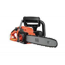 Black & Decker CS2245 tronçonneuse 2200 W Noir, Gris, Orange