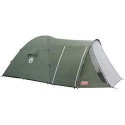 Coleman Trailblazer 5 Plus 5 personne(s) Vert Tente familiale