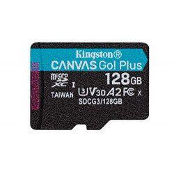 Kingston Technology Canvas Go! Plus mémoire flash 128 Go MicroSD UHS-I Classe 10