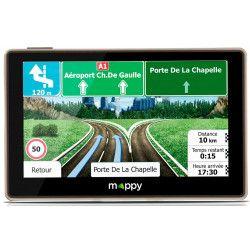 MAPPY Ulti E538T GPS 5` Carte a vie
