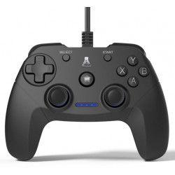 Manette Gaming The G-Lab K-Pad Thorium Noir pour PC et PS3