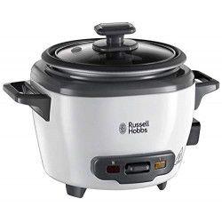 Russell Hobbs 27020-56 cuiseur à riz 200 W Noir, Blanc
