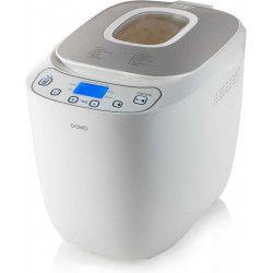 Domo B3963 machine à pain Gris, Blanc