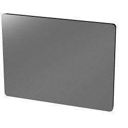 CAYENNE Klaas 1000 watts Radiateur Panneau rayonnant électrique - Façade en Verre Miroir