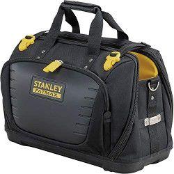 Stanley FMST1-80147 Boîte à outils Noir, Jaune Nylon, Plastique